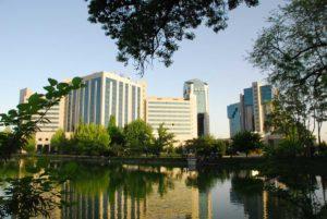Modern Tashkent