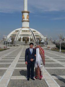 Ashgabat, new city, Turkmenistan
