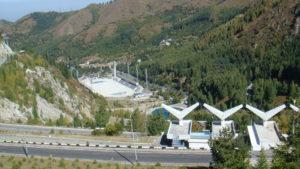 Medeo, Almaty Kazakhstan