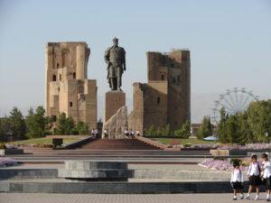 Shahrisabz in Uzbekistan