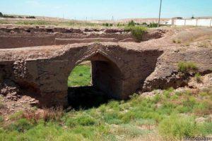 Termez excavations in Uzbekistan