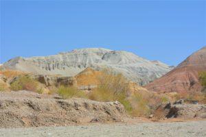 Aktau Mountains, Kazakhstan