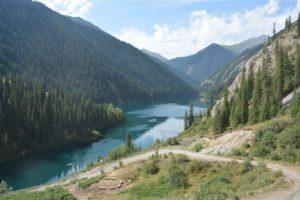 Kolsai Lakes, Kazakhstan