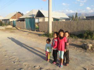 Village life in Kyrgyzstan
