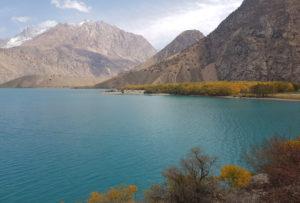 Iskander Kul in Tajikistan