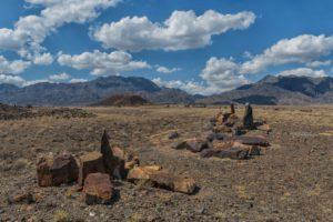 Altyn Emel National Park in Kazakhstan
