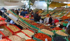 Osh-Bazar-Kyrgyzstan