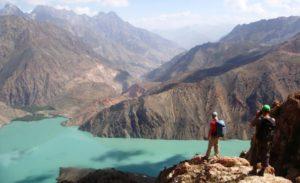 Seven Lakes Region, Tajikistan