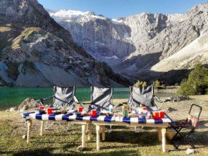 Fann Gebergte in Tadjikistan